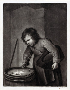 Jacob Gole, Boy playing