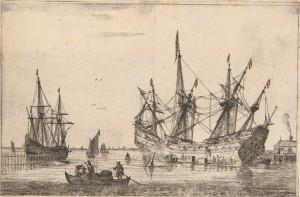 Reinier Nooms, a Ship